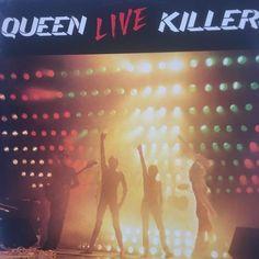 Zeer goed onderhouden. Klasse. Prachtige hoes. Iets slijtage aan de randen/hoeken. Best Vinyl Records, Hoes, Killer Queen, Classic Rock, Explore, Live, Concert, Albums, Concerts