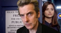"""Peter Capaldi's 'Wonderful, but Different' - Jenna Coleman. """"Don't be fooled by age, age is but a number. You will see what I mean!' 'The strange thing is, I have filmed my first scene with him and the first thing we did was the regeneration and I was looking him in the eyes and I had no idea what he was going to do and vice versa. But I could just feel he had definitely arrived and I have no shadow of a doubt he is going to be wonderful but different."""""""