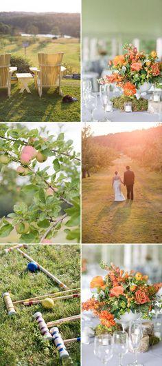 Clarks Clove Farm, Maine Wedding