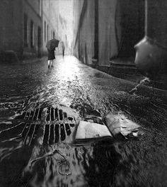 Alex Howitt, Rain, Undated