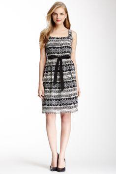 SL Fashion Printed Sleeveless Dress on HauteLook