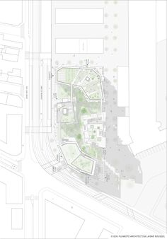 Жилой комплекс Canopia – конкурсный проект © SOU FUJIMOTO ARCHITECTS + LAISNÉ ROUSSEL