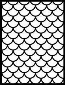 I LOVE this pattern. I am happy to offer it to you as a cut file. I would like to see what you make with it. Don't forget to post a comment ...