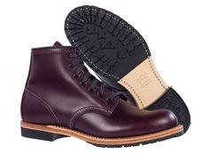 Red Wing Beckman Cherry | Dappered.com