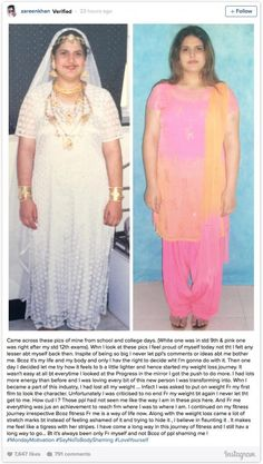 Actress Zareen Khan shunned her critics by shedding oodles of weight in just few months. Zareen weighed from 100 kilos to 57 kilos. Here are the weight loss secrets of Zareen Khan. Quick Weight Loss Tips, How To Lose Weight Fast, Teen Celebrities, Celebs, Best Weight Loss Shakes, Childhood Photos, Indian Bridal Fashion, Fashion Photography Poses, Body Shaming