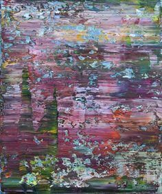 "Saatchi Art Artist Koen Lybaert; Painting, ""abstract N° 1361 [North Wessex Downs]"" #art"
