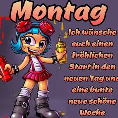 Easy search and get more than 1000000 document in guten-abend-bilder. Montag Motivation, Classic Books, Mario, Ebooks, Humor, Sayings, Happy, Verse, Facebook
