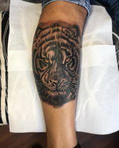 #kaplandövmesi #tigertattoo Tiger Tattoo, Lion Tattoo, Antalya, Tattoos, Instagram, Simple Lion Tattoo, Tatuajes, Tattoo, Tattos