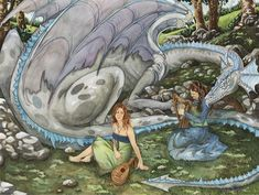 The Dragon's Song by DavidHoffrichter on DeviantArt