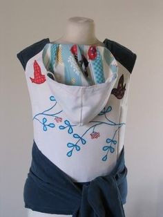 Melkaj - Mei Tai - hand made baby carriers / chusty: Mei Tai 425