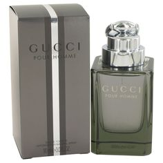 Gucci new Pour Homme 3.0 3  2.5 1.7 1.6 oz cologne perfume EDT 50 100 ml for Men #Gucci