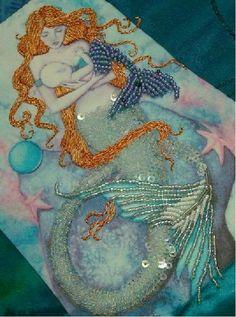 Shawkl: mermaid