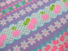 Soldout Pinks Original Fabric 90 - 手芸 通販 アンティーク ファブリック ピンクス