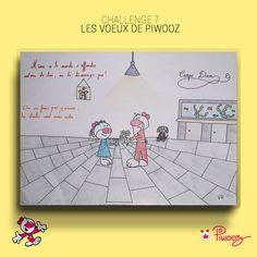 Les voeux de Piwooz #Piwooz #challenge #Dessin #amour #2021 #coloriage #couleur #citation Challenges, Coloring Pages, Love, Quote, Kid, Color, Drawing Drawing