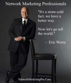 Network Marketing Pro's Eric Worre