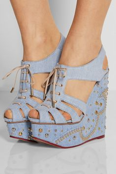 Wedges by Charlotte Olympia