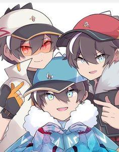 Boboiboy Anime, Hot Anime Boy, Kawaii Anime, Anime Art, Anime Galaxy, Boboiboy Galaxy, Naruto Akatsuki Funny, Netflix Anime, Galaxy Pictures