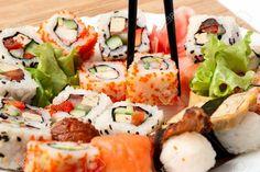 Do you like sushi?  #sushi #paradise #yummy #chinese