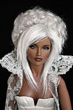 Modern storm!!! Tonner Barbie OOAK doll. ♥◔◡◔ ◉◡◉ ~_~