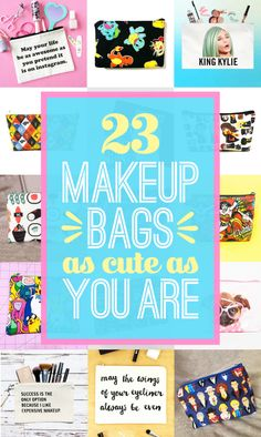 23 Makeup Bags That Will Make You Feel Like You Have Your Shit Together e2a2fa4a7f