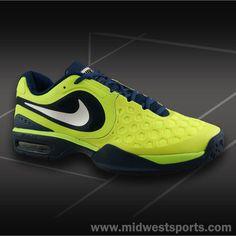 Nike Air Max Courtballistec 4.3 Men's Tennis Shoe   Men's Tennis Shoes