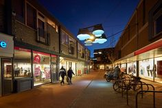 Philips Color Kinetics - City of Veghel, Veghel, Netherlands