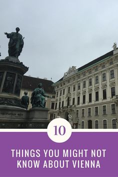 10 Things You Might Not Know About Vienna