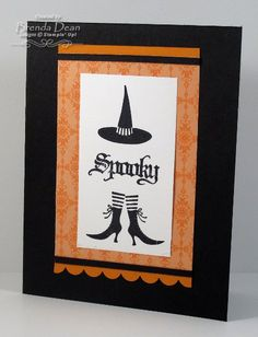 Wicked Cool! by bdindle - Cards and Paper Crafts at Splitcoaststampers