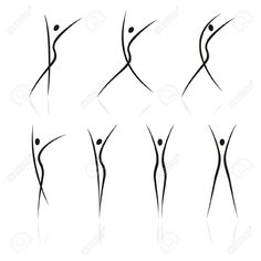 4479074-abstract-female-figures-in-movement-Stock-Vector-female-silhouette-body.jpg 1.300×1.300 Pixel