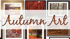 Autumn Art blog