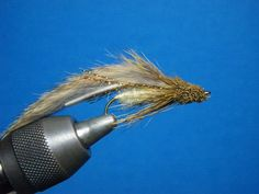 Click to enlarge - Tyler Befus Fly Pattern - Chuck's Sculpin