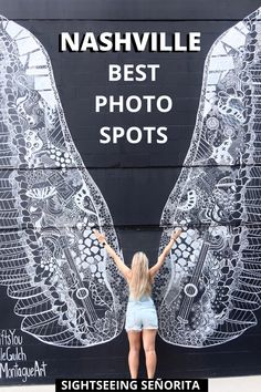 Your guide to the most Instagrammable Spots in Nashville, Tennessee! Nashville Tennessee | Nashville Tennessee things to do | Nashville outfits | Nashville outfits summer | Nashville Instagram picture | Nashville picture ideas | Nashville photoshoot | Nashville photography | Nashville photography locations | Nashville pictures | Nashville picture ideas | Nashville pictures Instagram | Nashville picture spots | Nashville photo ideas | Nashville photo spots | Nashville photo ops