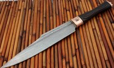 Seax, the trademark weapon of the Saxons.