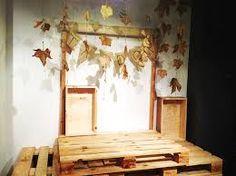 Escaparate con recursos naturales ideal para escaparates de otoño  Idea: http://www.mentaylima.com/es-posible-decorar-un-escaparate-con-recursos-naturales/