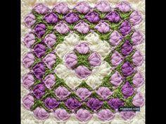 Transcendent Crochet a Solid Granny Square Ideas. Inconceivable Crochet a Solid Granny Square Ideas. Crochet Squares, Point Granny Au Crochet, Crochet Square Blanket, Crochet Square Patterns, Crochet Motifs, Crochet Blanket Patterns, Baby Blanket Crochet, Knitting Patterns, Free Crochet