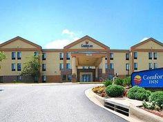 Shawnee Mission Ks Comfort Inn Lenexa Hotel United States North America