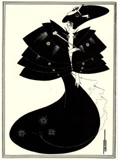 Salome' by Oscar Wilde , 1906- Drawings by Aubrey Beardsley (1872-1898) - Published by John W. Luce & Co. Description from pinterest.com. I searched for this on bing.com/images
