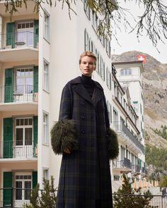Winter 2019 - Maison Gassmann Walk Of Shame, Talbot Runhof, Missoni, Talbots, Canada Goose Jackets, Fur Coat, Winter Jackets, Photoshoot, Pullover