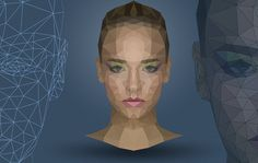 Learn how to create a low poly portrait in Photoshop, no Illustrator or 3D software needen.