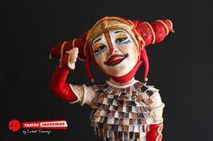 Kooza - Cirque des Gateaux Collaboration by Tartas Imposibles