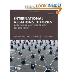 International Relations Theories: Discipline and Diversity, Dunne, Kurki and Smith International Relations Theory, Steve Smith, Diversity
