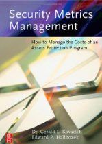 Security Metrics Management: How to Manage the Costs of an Assets Protection Program Best Identity Theft Protection, Mathematical Analysis, Programming, Leadership, Investing, Management, Words, Butterworth, Productivity