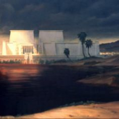 "Nathan Fowkes ""The Prince of Egypt"" production art"