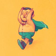 Illustration by Hatboy