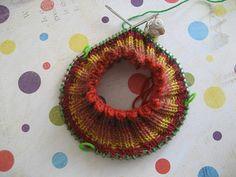 Socks Knit on a Small Circular Needle – Knitting Socks İdeas. Easy Crochet Patterns, Knitting Patterns Free, Free Knitting, Baby Knitting, Loom Knitting, Knitting Stitches, Knitting Socks, Crochet Socks, Crochet Lace
