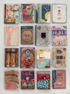 Deníky Františka Skály I Book Art, Mixed Media, Gallery Wall, Humor, Cool Stuff, Frame, Journal, Artists, Inspiration