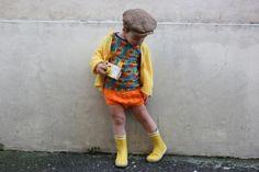 Look de petit choux Blogo kids - choufleurlajoliepaillette.com