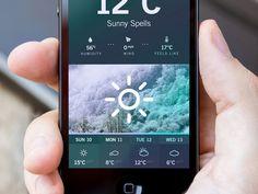 Pin em UI Design