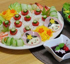 Tanabata Festival Character Somen Noodles