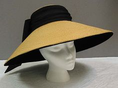 Hat - Yves Saint Laurent, Paris (French, founded 1962). 1976